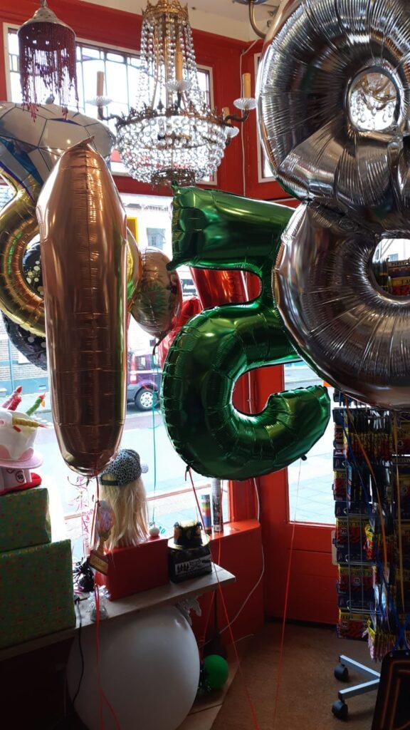 Ballonnen 3A
