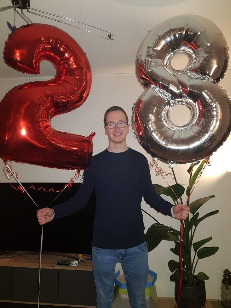 Meinesz Bennesz Feestballonnen 16