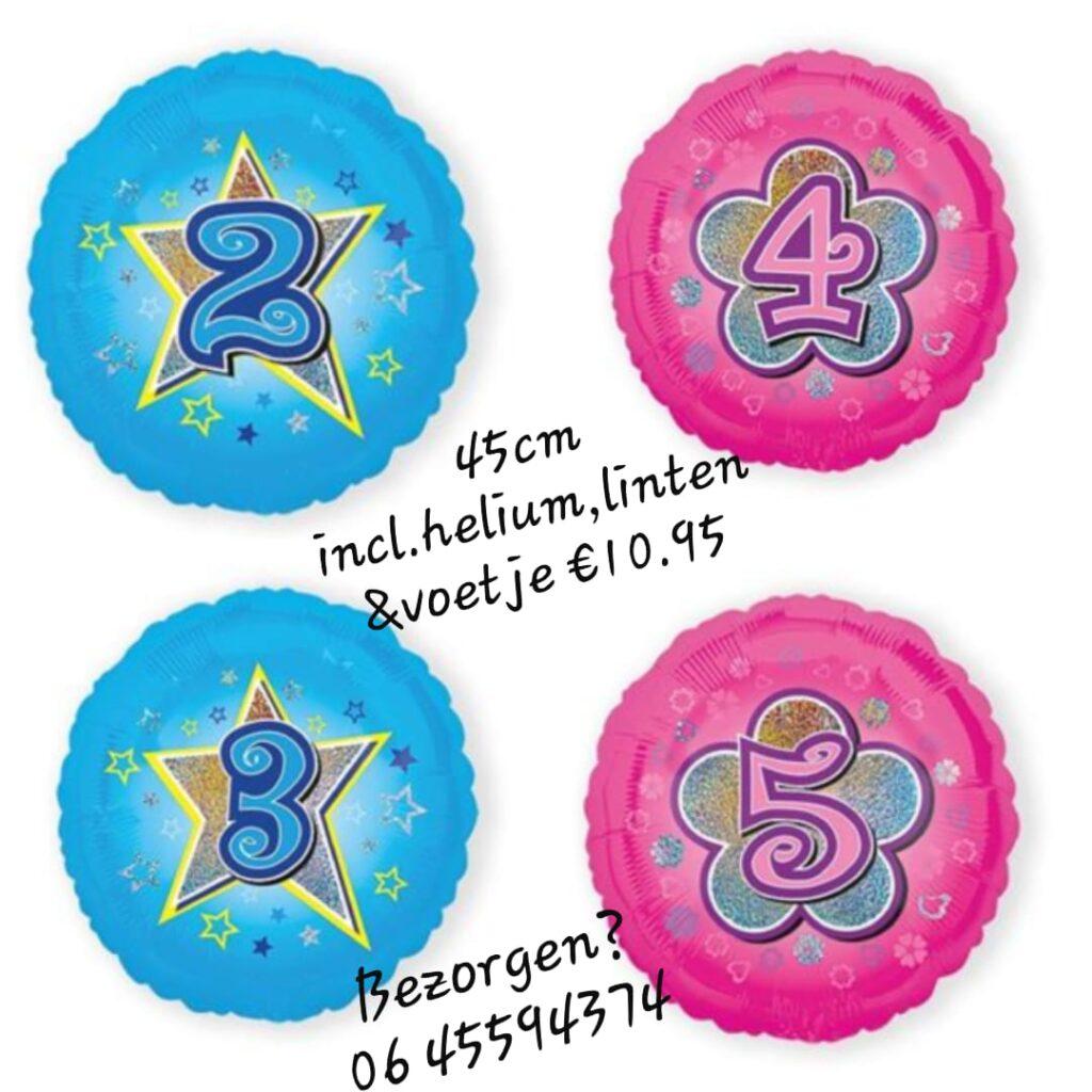 Meinesz Bennesz Feestballonnen 5